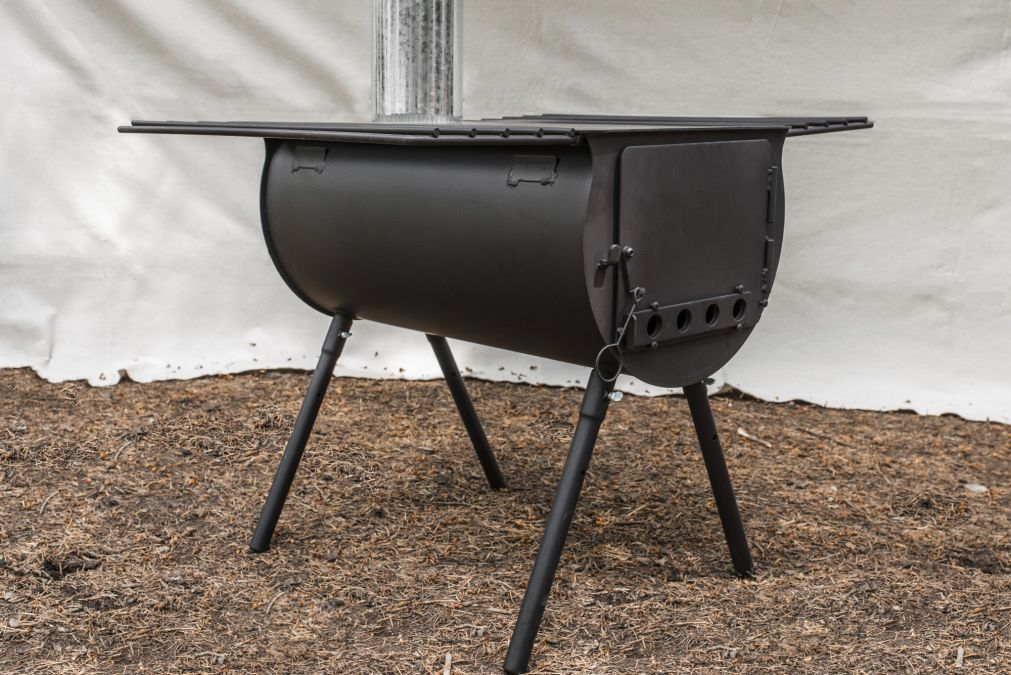 Camp Chef Alpine Heavy-Duty Review